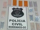 Suspeito de furtar e vender remédios proibidos pela Anvisa é preso em GO