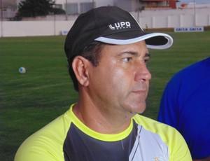 Zé Teodoro - técnico do ABC (Foto: Jocaff Souza)