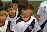Filho de Guiñazu sonha com pai marcando o gol do título do Vasco