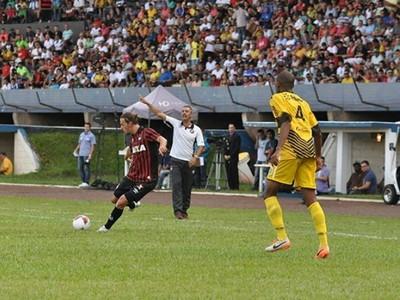 Marcelo Vilhena Cascavel x Atlético-PR (Foto: Divulgação Atlético-PR)