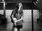 Letícia Birkheuer volta a jogar vôlei e se prepara para estreia no teatro