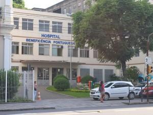 Hospital terá nova emergência funcionando a partir de terça (3) (Foto: Divulgação / Beneficência Portuguesa)