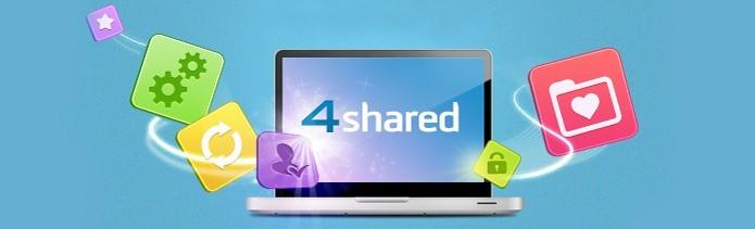 Veja as vantagens do plano Premium do 4Shared (Foto: Divulgação/4Shared)