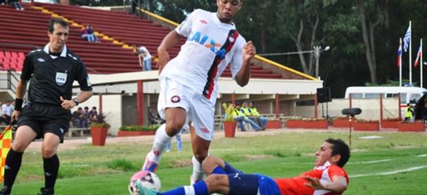 Sub-23 do Atlético-PR perde para sub-20 do Chile (Foto: Bruno Baggio/Site oficial do Atlético-PR)