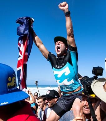 Mick Fanning campeão surfe (Foto: Cestari / ASP)