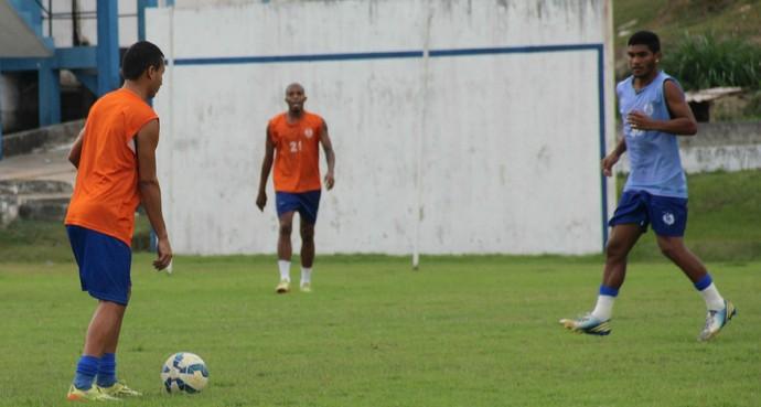 treino nacional (Foto: Matheus Castro)