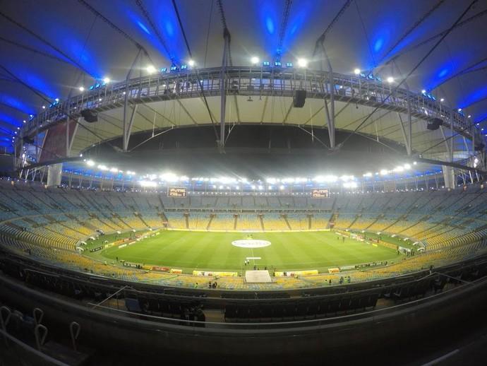 Maracanã Vasco x Flamengo (Foto: Richard Souza/ GloboEsporte.com)