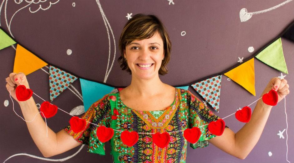 Soraia Ianella, proprietária da Festejo in Box (Foto: Divulgação)