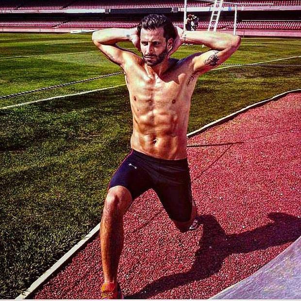 Henri Castelli (Foto: Instagram / Reprodução)