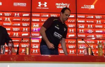 """Por """"incompatibilidade"""", Ceni descarta um dia comandar os rivais paulistas"""