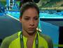 """Ingrid de Oliveira credita erro em salto por ansiedade: """"No treino eu acerto"""""""