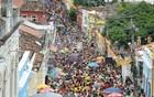 Olinda registra 71 detidos por urinar na rua  (Katherine Coutinho / G1)