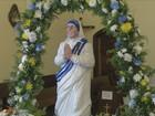 Missa em homenagem à canonização de Madre Teresa é realizada em Santos