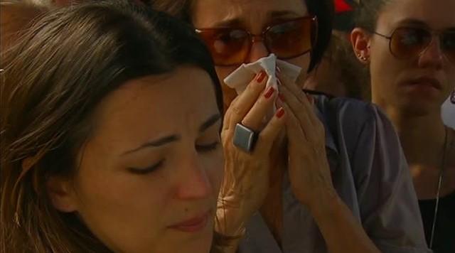 Assessores de Eduardo Campos foram velados por amigos e parentes neste domingo (17)