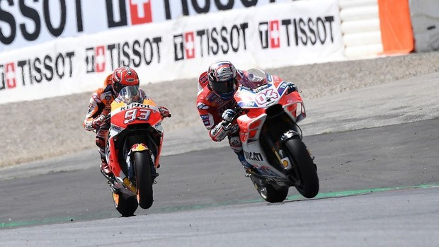 BLOG: Mundial de MotoGP - Entrevista de Andrea Dovizioso pós-GP da Áustria - de Maria Guidotti  para CycleWorld.com...