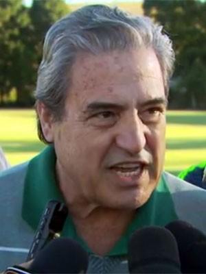 Presidente da Caldense, Laércio Martins, negou acusações de irregularidades em junho (Foto: Reprodução EPTV)