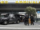 Polícia revista aeroporto de Roterdã após aviso de ameaça 'terrorista'