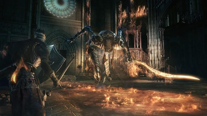 Dark Soul 3 deve chegar mostrando que ainda não tem piedade dos jogadores (Foto: Divulgação/Bandai Namco)