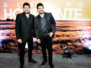 Os gêmeos Tiago e Diego Homci fazem parte dos atores convidados. (Foto: Alex Carvalho/Globo)