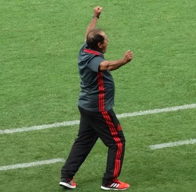 Muricy Ramalho - Flamengo (Foto: Gustavo Rotstein)