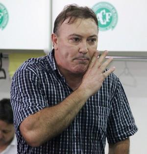 João Carlos Maringá vice de futebol Chapeoense (Foto: Aguante Comunicação/Chapecoense)
