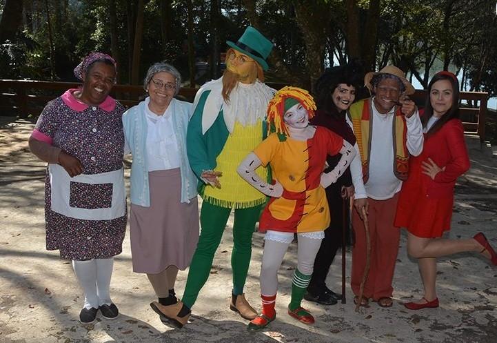 Sitio do Pica Pau Amarelo (Foto: Foto: Divulgação)