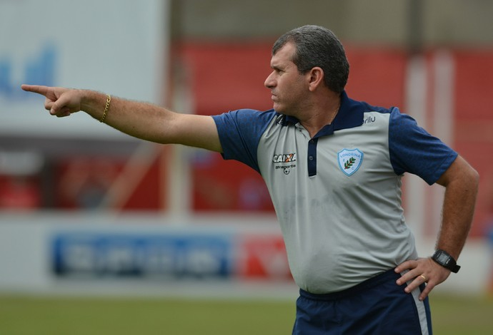 Claudio Tencati Londrina (Foto: Gustavo Oliveira/ Londrina Esporte Clube)