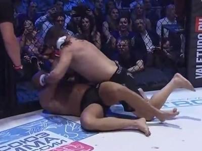 Fedor Emelianenko Fábio Maldonado Fight Nights 50 MMA (Foto: Reprodução)