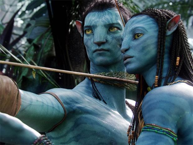 Cena de 'Avatar' (Foto: Divulgação)