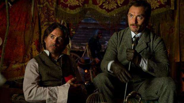 Não perca 'Sherlock Holmes - O Jogo das Sombras' (Divulgação)
