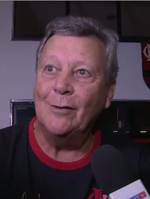 Raul Plassmann, ex-goleiro do Flamengo (Foto: Reprodução SporTV)