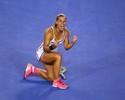 Musa do dia: Cibulkova desfila beleza para vencer e avançar na Austrália