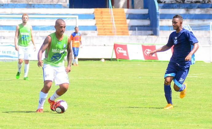 Taubaté preparação Campeonato Paulista da Série A2 (Foto: Bruno Castilho/EC Taubaté)