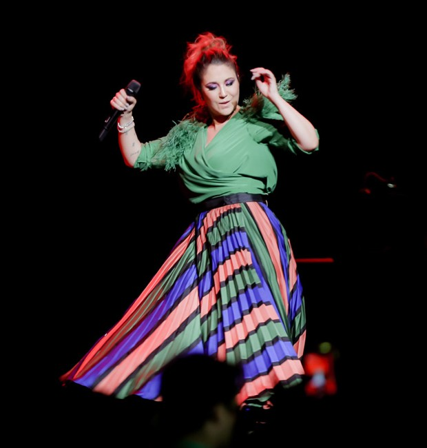 Maria Rita (Foto: Manuela Scarpa/Brazil News)