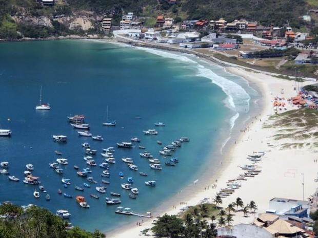 Arraial do Cabo comemora 28 anos de emancipação. (Foto: Prefeitura de Arraial do Cabo / Eduardo Alves)