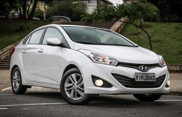 Hyundai HB20S automático (Foto: Rafael Munhoz)