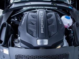 Porsche Macan Turbo (Foto: Flavio Moraes/G1)