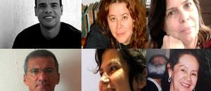 Autores baianos convidados da Flica indicam livros de preferência (Arte/G1)