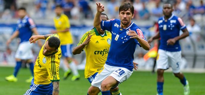 Paulo André, do Cruzeiro (Foto: Fred Magno/Light Press/Cruzeiro)