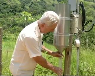 Projeto em Rio Claro (Foto: RJTV 1ª Edição)