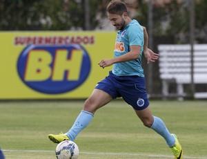Everton Ribeiro, meia do Cruzeiro (Foto: Washington Alves\Light Press)