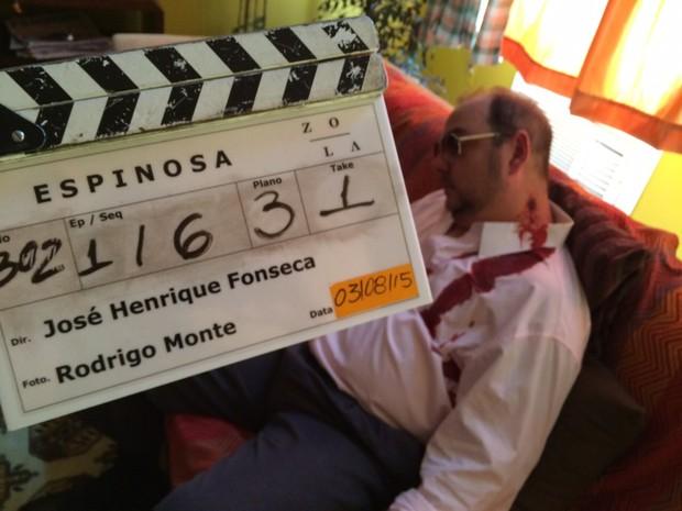 Espinosa (Foto: Divulgao / Zola)