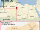 Empresa britânica retira centenas de funcionários da Argélia