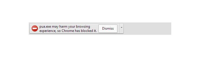 Arquivos que podem modificar navegador passarão a ser bloqueadas pelo Chrome (foto: Divulgação/Google)