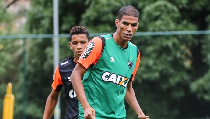 Leonardo Silva; Atlético-MG (Foto: Bruno Cantini/CAM)