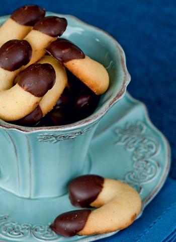 Sablé de chocolate (Foto: Casa e Comida)
