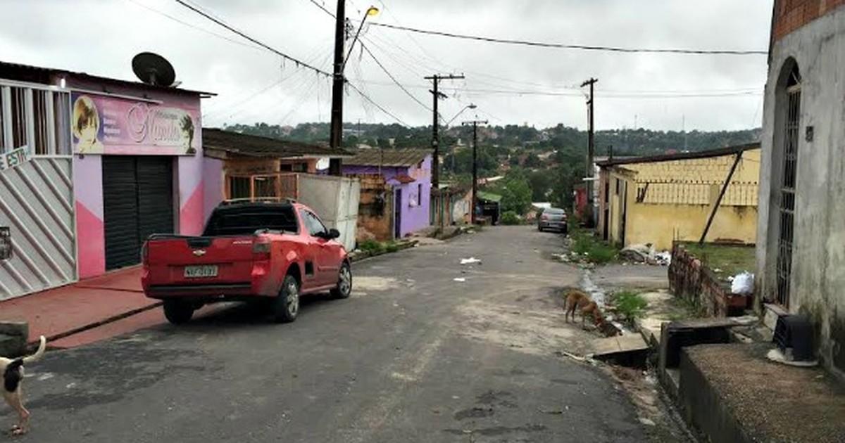 Auxiliar de pedreiro é morto a facadas em bairro de Manaus - Globo.com