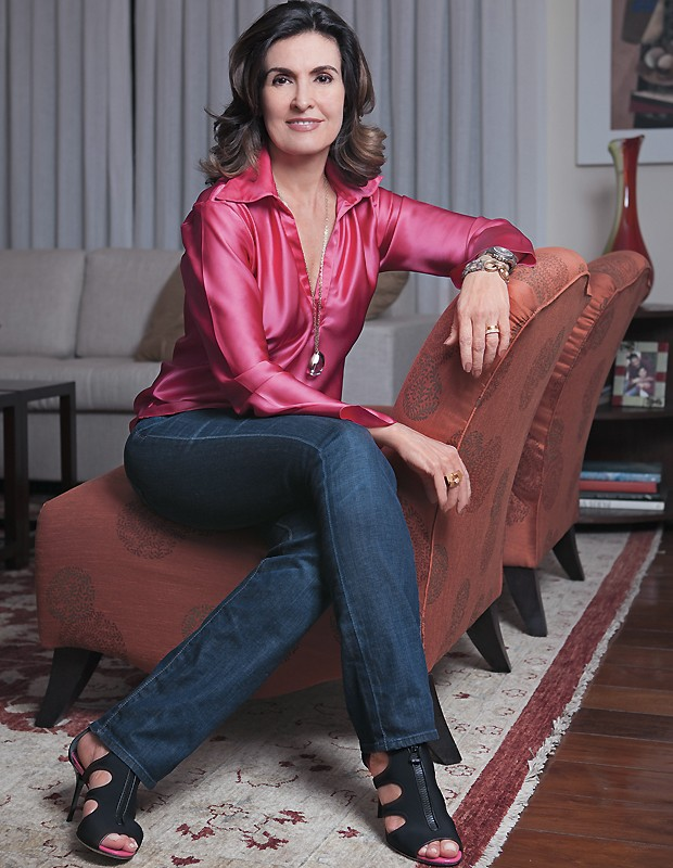 Fátima Bernardes (Foto: Stefano Martini)