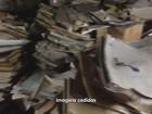Arquivo da Prefeitura de Rio Pardo,  SP, está amontoado e empoeirado