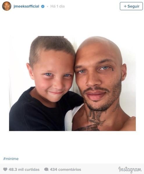 Jeremy e o filho
